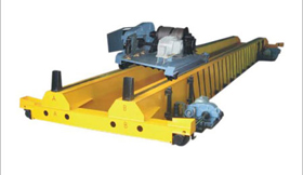 Double Girder Overhead Crane Supplier